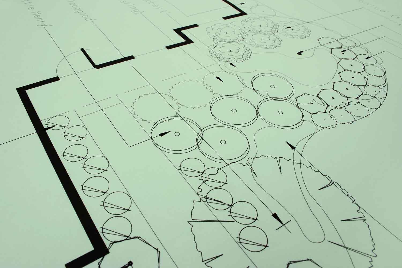 Landscape Design Blueprints - OGM Landscape